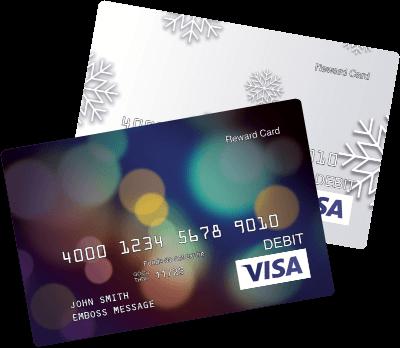 Visa Pre-Designed Cards